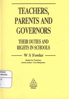 Teachers, Parents And Governors